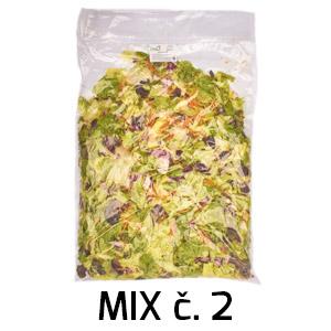 Bal.Šalát Mix č. 2 1kg/bal 1