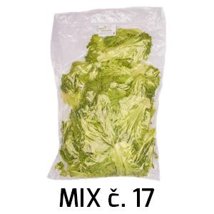 Bal.Šalát Mix č.17 1kg/bal 1