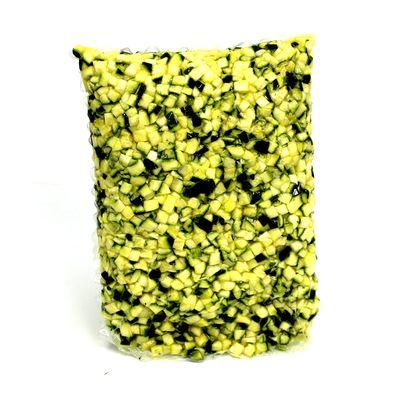 Bal.Cuketa čistená kocky 3kg / bal 1