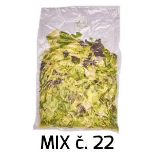 Bal.Šalát Mix č.22 1kg/bal 1