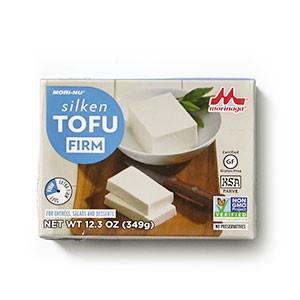 Tofu strieborné JEMNÉ MORINAGA 380g 6