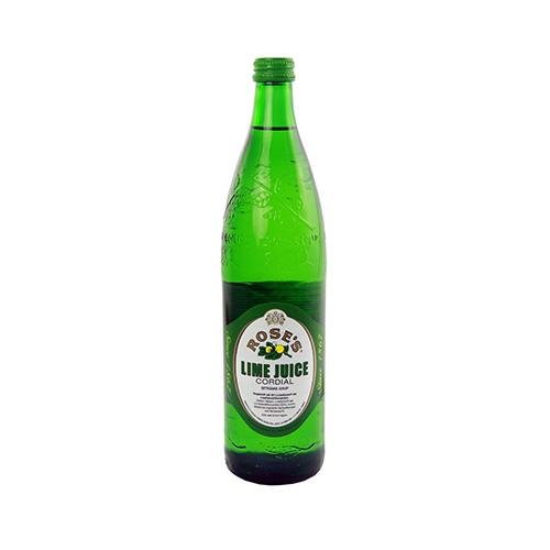 Lime Juice ROSE'S 0,75L sklo 1