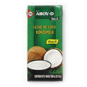 Kokosové mlieko AROY-D 1l 3
