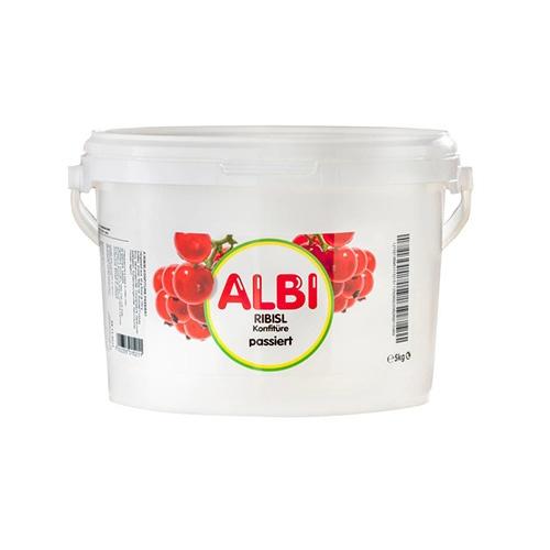 Džem ríbezľový ALBI 5kg plast 1