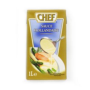 CHEF Holandská omáčka 1l 1