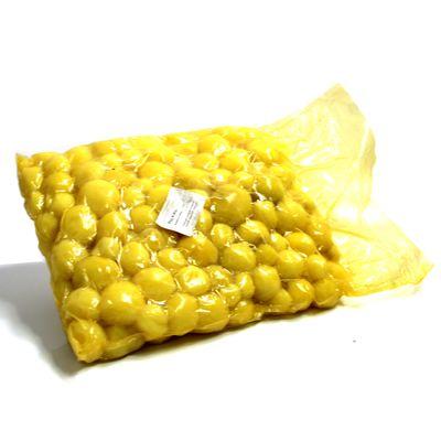 Zemiak čistený parisienky VARENÝ 5kg/bal 1