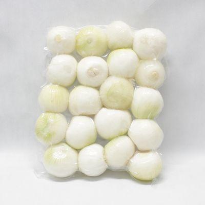 Bal.Cibuľa biela čistená 5kg/bal. 1