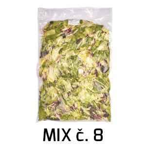 Bal.Šalát Mix č. 8 1 kg/bal 1