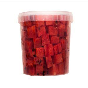 Bal.Melón červený krájaný kocky 2,5kg/bal 1