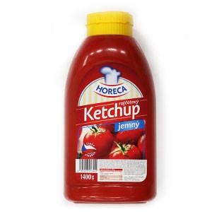 Kečup jemný SPAK 1400g 4