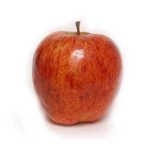Jablká červené Red Delicious ukl. kal. 70-75 ,I.Tr 2