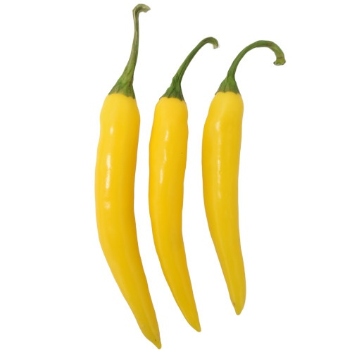Feferóny žlté CAYENNE 1