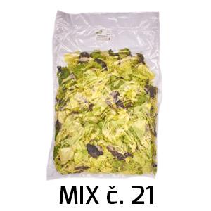 Bal.Šalát Mix č.21 1kg/bal 1