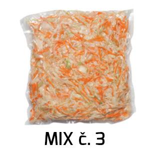 Bal.Šalát Mix č. 3 1kg/bal 1