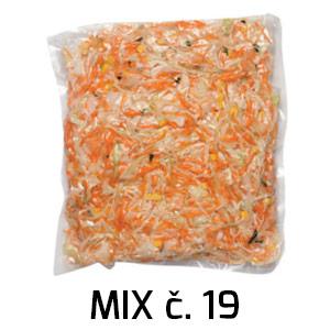 Bal.Šalát Mix č.19 1kg/bal 1