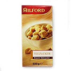 Cukor trstinový KOCKOVÝ MILFORD 500g 1
