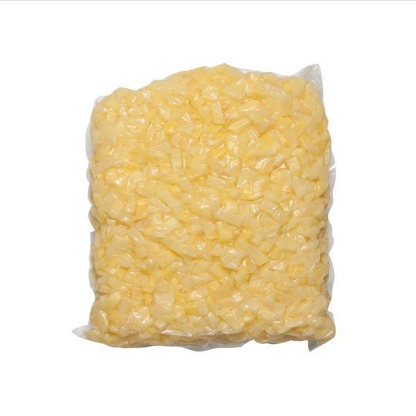 Zemiak čistený kocky 1x1  VARENÉ 5kg/bal 1