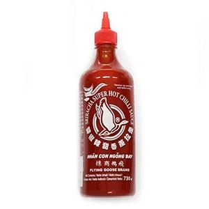 Omáčka chilli pálivá SRIRACHA 730ml 4