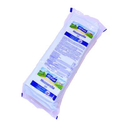 Mozzarella 40% MILRAM blok cca 2,5kg 1