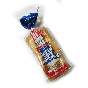 Chlieb toastový americký svetlý ÖLZ 750g 6