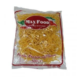 Cestoviny MAX FOOD Špagety ČERSTVÉ 500g 5
