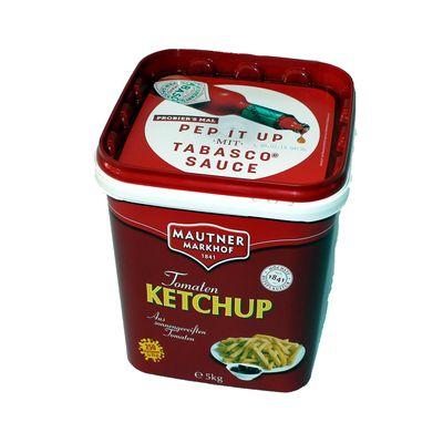 Kečup MAUTNER 5kg 1