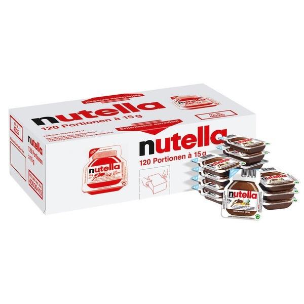 MINI Nutella 15g x 120ks bal. 1