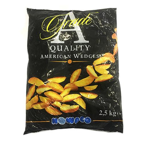 Mrazené americké zemiaky NOWACO 2,5kg 1