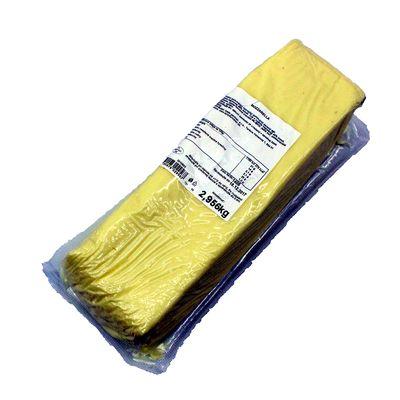 Mozzarella BLOK PL 40% cca 3kg 1