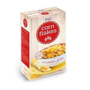 Cornflakes kukuričné BONA VITA 750g bal. 4
