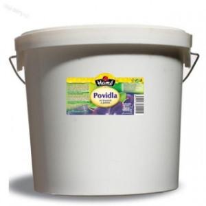 Lekvár slivkový HAMÉ 4kg plast 6