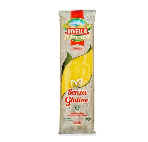 Cestoviny DIVELLA Špagety bezlepkové 400g 1