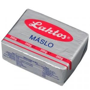 Maslo LAKTOS 82% 250g 2