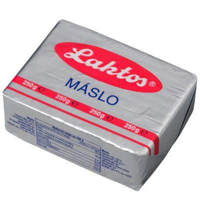 Maslo LAKTOS 82% 250g 1
