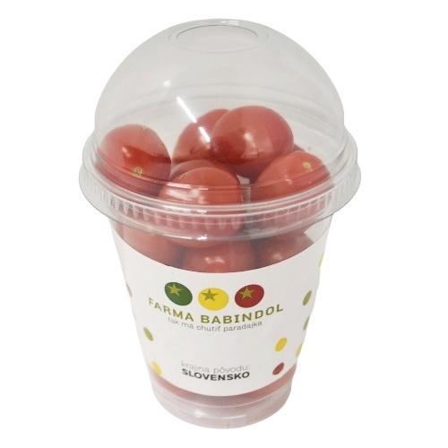 Paradajky cherry shaker 250g SK BABINDOL, I. Tr. 1