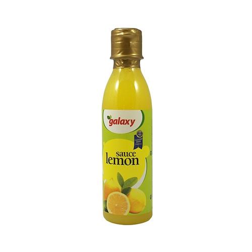 Krém citrónový 250ml - GALAXY 1