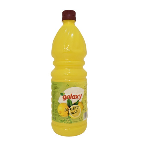 Citrónový (lemon) džús 1L PET GALAXY 1