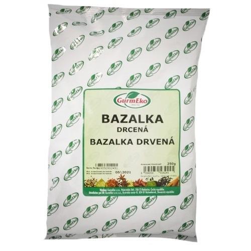 Korenie Bazalka drvená 250g GurmEko 1