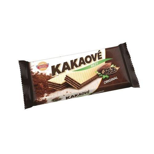 Kakaové rezy original Sedita 50 g 1