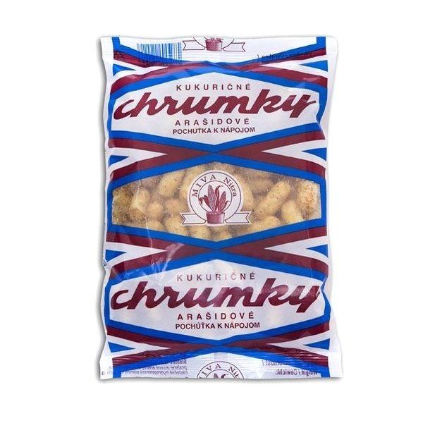 CHRUMKY arašidové Miva 60g 1