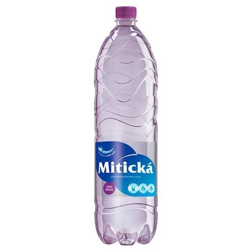 Minerálna voda Mitická perlivá 1,5l 1