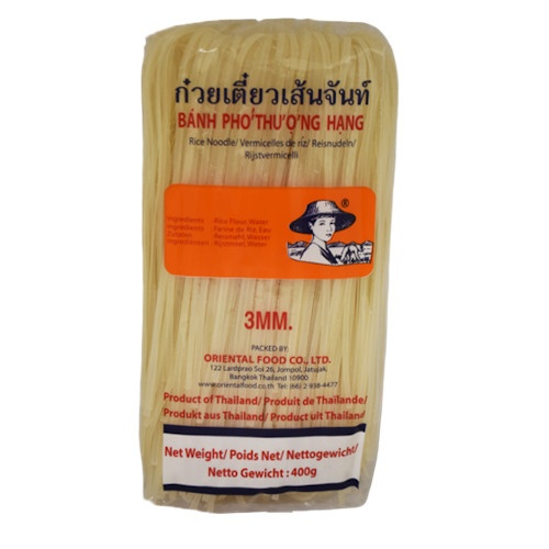 Rezance ryžové FARMER 3mm 400g 1