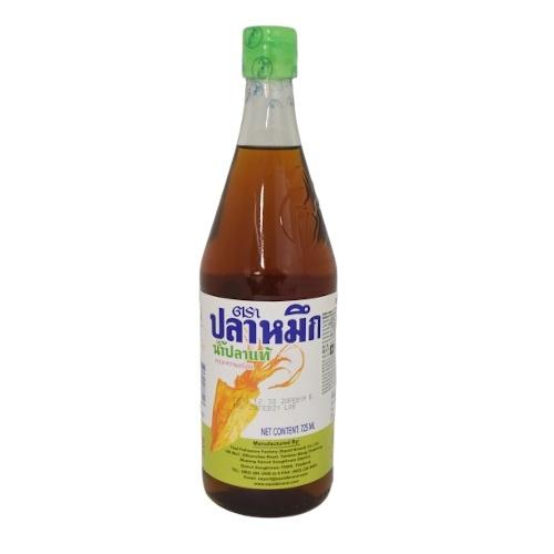 """Omáčka Fish Sauce """"SQUID"""" 725ml 1"""