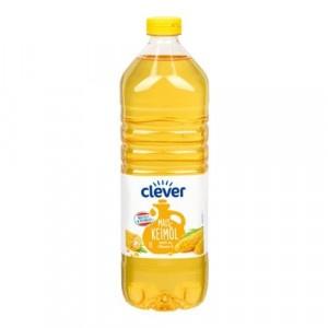 Olej kukuričný CLEVER 1l 10