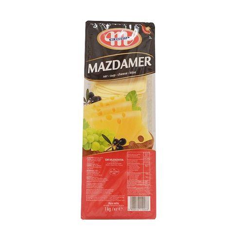 Syr MAZDAMER plátky 1kg Bal. 1