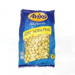 Mrazené krokety zemiakové AVIKO 2,5kg 5