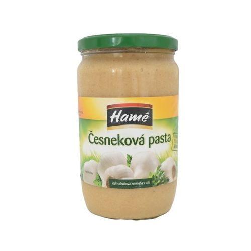 Cesnaková pasta 50% HAMÉ 800g 1
