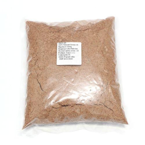Soľ ČIERNA 1kg 1