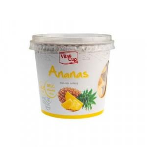 Lyofilizovaný ananas kúsky 30g 24