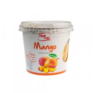 Lyofilizované mango plátky 30g 20